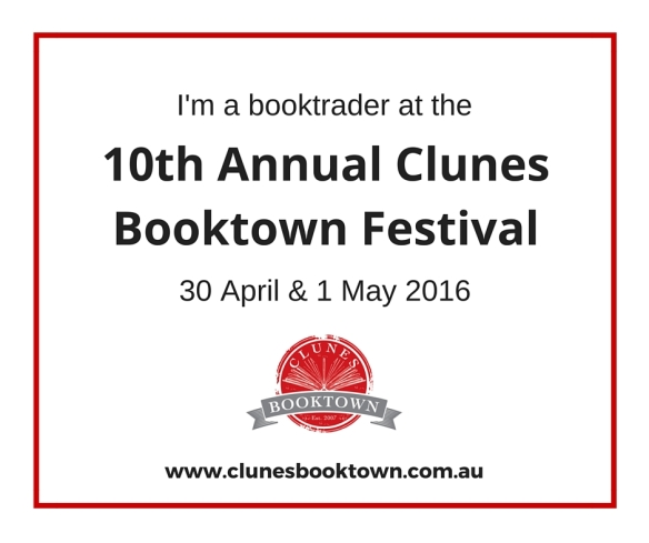 Ian Itter and Clunes Booktown Festival