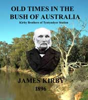 Old Times in the Bush of Australia